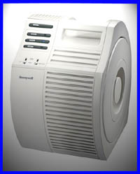honeywell 17000 air cleaners