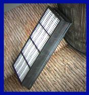 hepa type filter