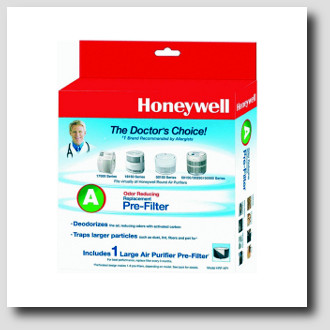 1 Pack Air Purifier Universal Carbon Pre-filter for Honeywell HRF-AP1 Filter A