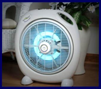 nanobreeze uv air purifier