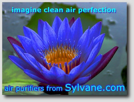 get air purifier from sylvane.com