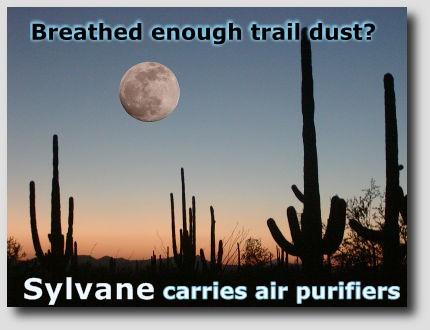 dust ad