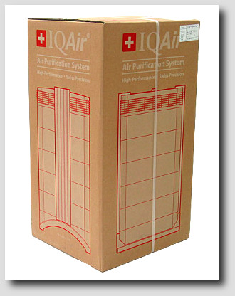 Iqair healthpro plus package