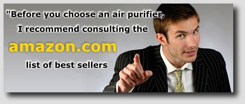 salesman - Ionic Pro Air Purifier