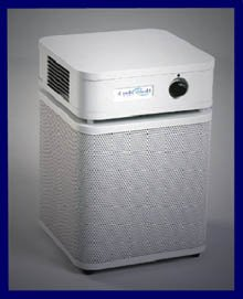 the main weakness of combined air filter is that some hepa is typically unused when the carbon has become saturated - Austin Air Purifier